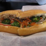 Banh Mi Sandwich at Mi Li Restaurant - Alt Eats Ethnic Food Tour, Columbus Ohio