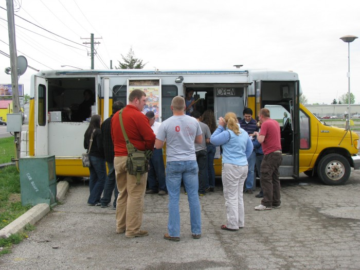 Taco Truck Food Tour Columbus Events Amp Attractions Fun