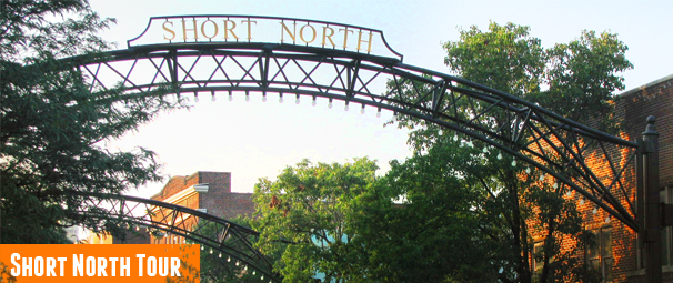 short north walking tour and guided culinary tour, columbus ohio