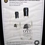 OYO vodka, short north columbus ohio
