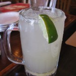Tapatio Margarita at Knead on high Columbus , best cocktails Columbus