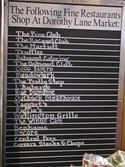 ohio food blog, ohio markets, independent grocery stores