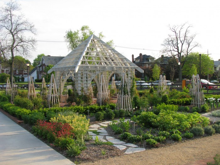 franklin park community garden