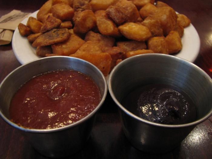 homemade condiments, housemade ketchup