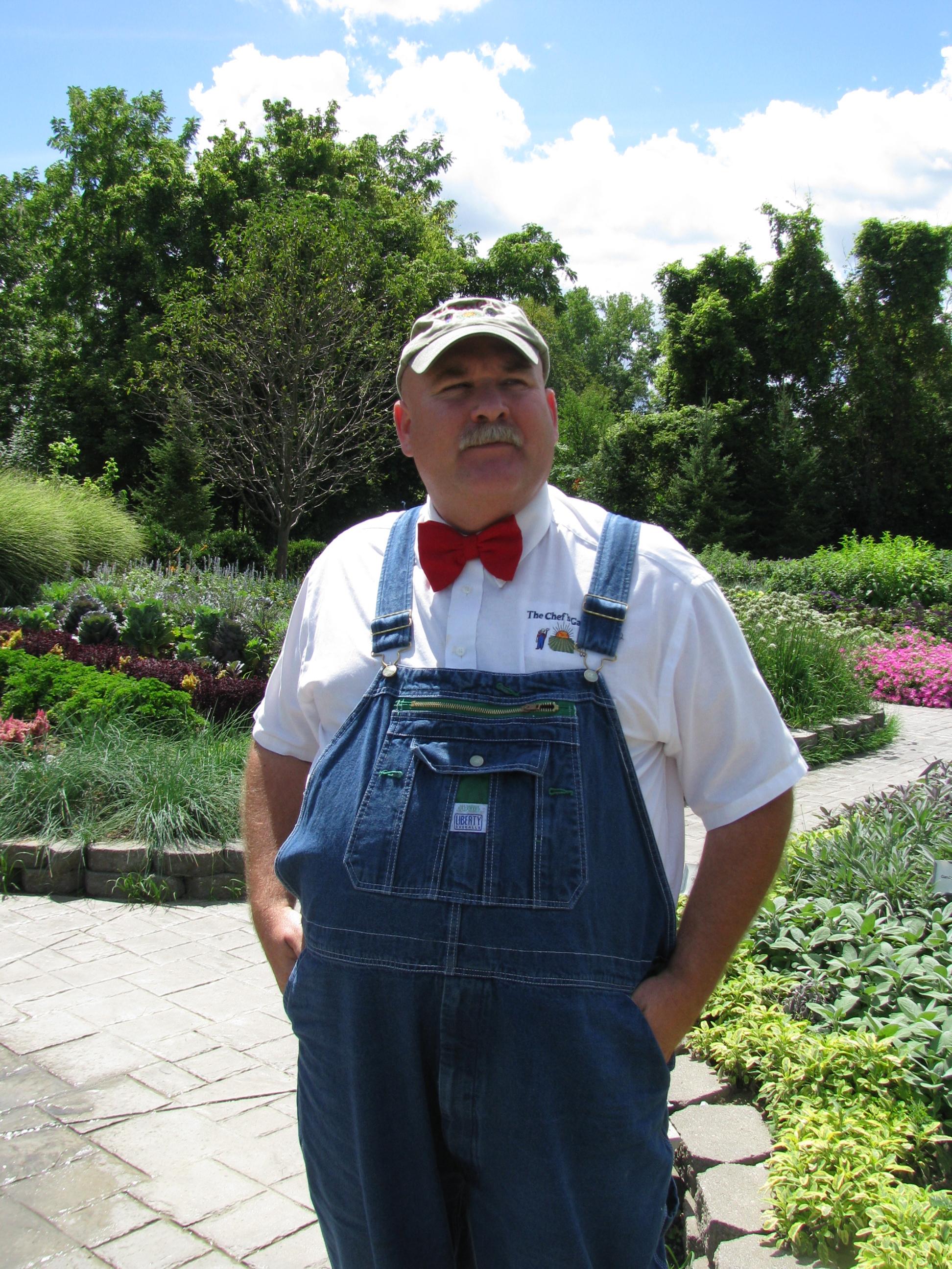 Chef Garden: Farmer Lee Jones « Columbus Food Adventures