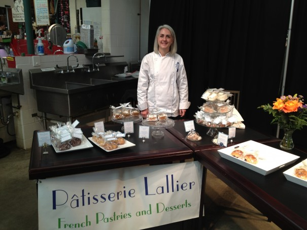 Fresh patisserie in Columbus