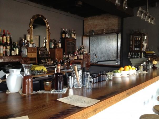 speakeasy cocktail bar in Columbus, Ohio