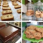 cookies and cakes at Eleni Christina