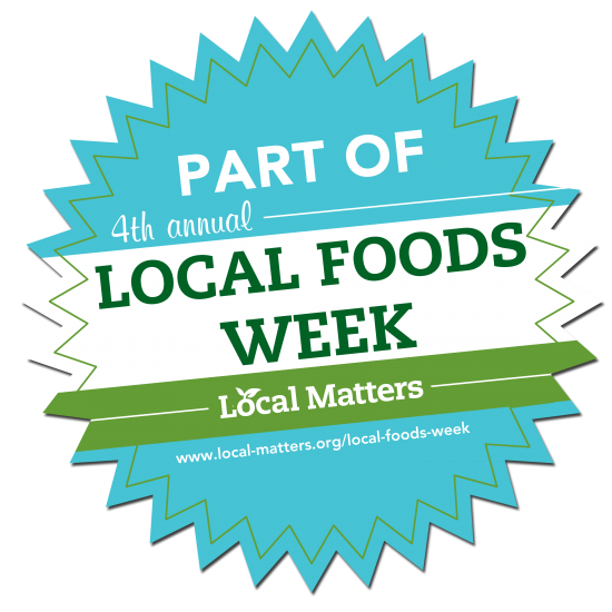 local foods week 2012