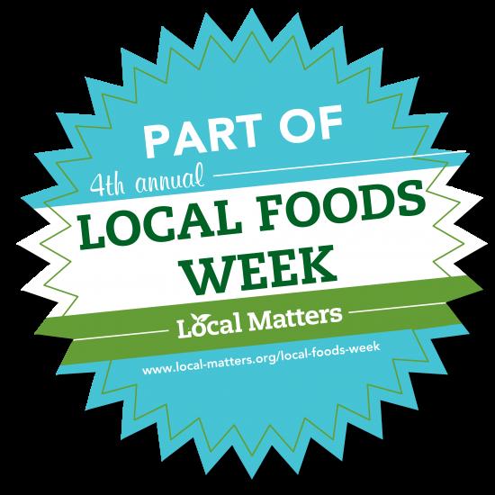 local foods week 2012