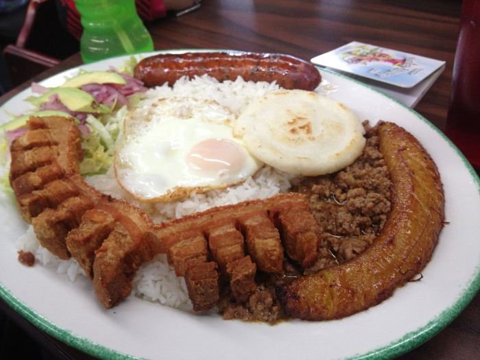 ecuadorean food columbus