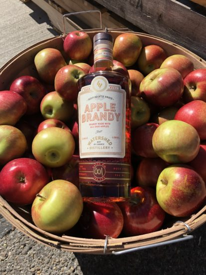 watershed apple brandy