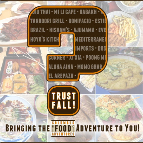 Trust Fall: Bringing the Adventure to you!