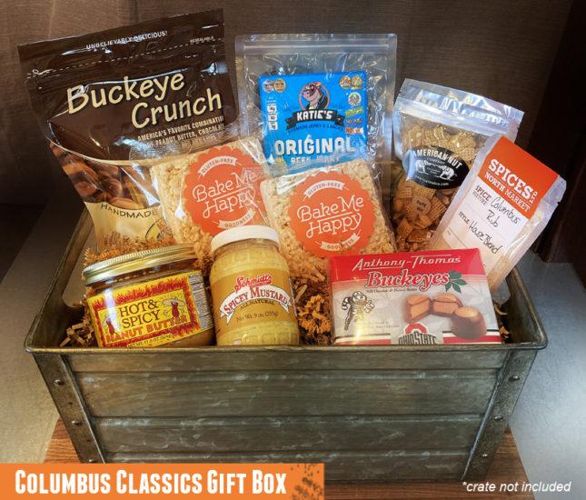 Columbus Classics Gift Box