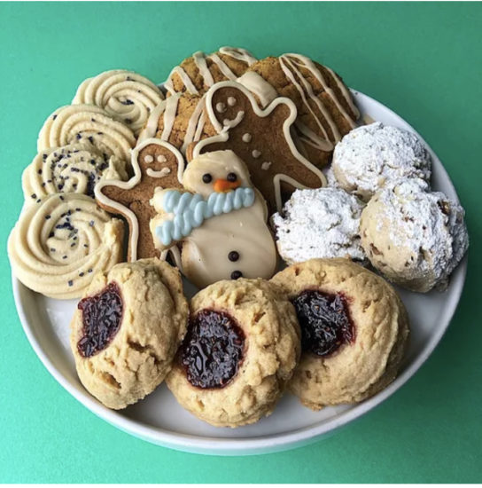 pattycake bakery cookies