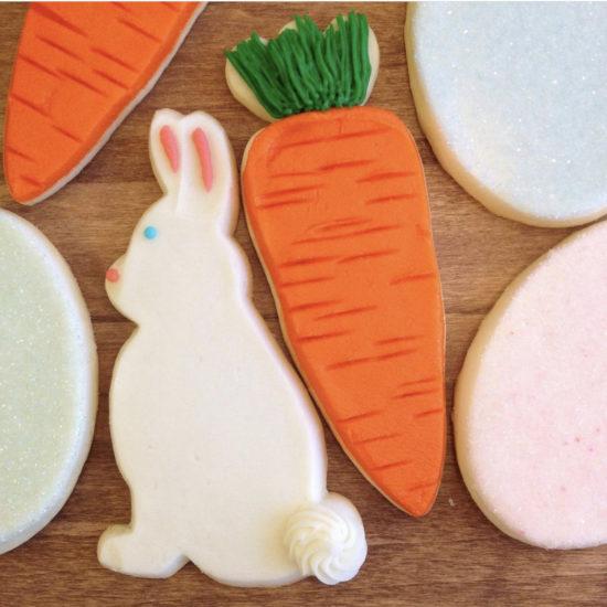sassafras cut out cookies